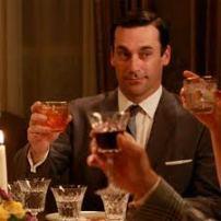 Don Draper Drinking